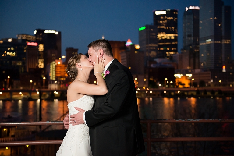 Pittsburgh PA Wedding Photographer